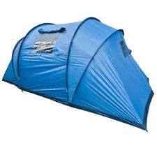 HIGHLANDER Tourist Tent 4- persons Ultralight Camping CYPRESS Blue