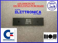 6569R5 6569 R5 Mos Csg Commodore 64 128 C64 C128 SX64 VIC-II VIC II Chip PAL NOS