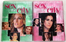 Sex and the City Season Six Part One & Two DVDs 3 Discs Sarah Jessica Parker
