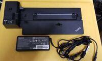 Lenovo 40AJ0135US ThinkPad 135w Ultra Docking Station lightly used