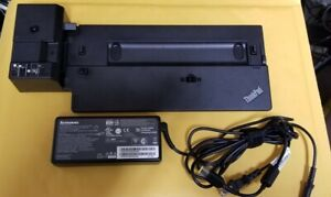 Lenovo 40AJ0135US ThinkPad 135w Ultra Docking Station lightly used
