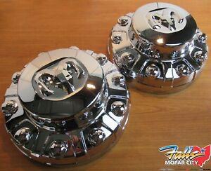 2019-2020 Dodge Ram 4500 5500 Rear Wheel Center Cap Hub Caps (2) New Mopar OEM