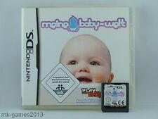 Meine Baby-Welt für Nintendo DS/Lite/XL/3DS - OVP - Guter Zustand