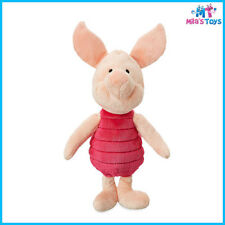 Disney Winnie the Pooh Piglet 14 1/2'' H Plush Doll Toy brand new with tags