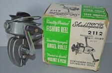 Old Noris Shakespeare Open Face Spinning Fishing Reel - Boxed.