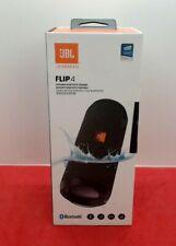 JBL Flip 4 Portable Stereo Speaker - Black