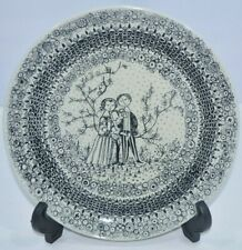 Nymolle Danish by BJORN WIINBLAD The Seasons SPRING 10.5 inch Plate