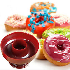 Donut Maker Cutter Mold Biscuit Pastry Cookie Cutter Cake Decoration Mould Tool
