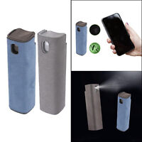 2 in 1 Mobile Phone Tablets Screen Cleaner Microfiber Cloth Set Dust Removal