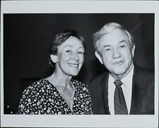 Dickey Hendler, Jerome Lawrence , Rosemary Harris ORIGINAL PHOTO HOLLYWOOD
