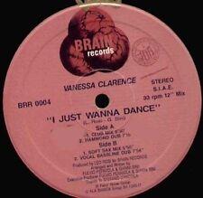 VANESSA CLARENCE - I Just Wanna Dance - Brain