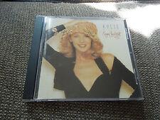 Kylie Minogue Enjoy Yourself RARE Australian CD Album - Mushroom