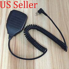 Hand Shoulder Mic Speaker for Motorola Walkie Talkie 2 Pin