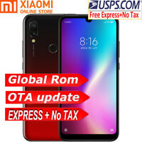 "Xiaomi Redmi 7 4G Unlocked Face ID 4GB 64GB 6.26"" Android 9.0 Snapdragon 632"