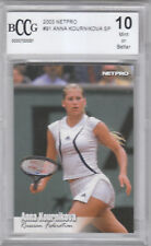 2003 NetPro #91 Anna Kournikova SP - BCCG 10 MINT
