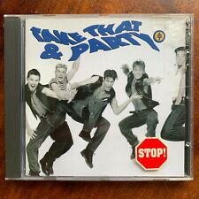 Take That and Party CD British Boy Band Rock Pop Album