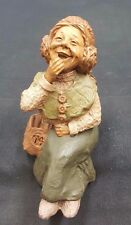 "Tom Clark Shelf Gnome ""Madre"" Retired Edition 74 1984 Coa Included Signed"