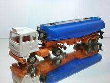 CORGI TOYS FORD TRUCK + TANKER TRAILER - 1:50? - GOOD CONDITION