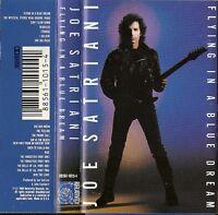 Joe Satriani - Flying In A Blue Dream (Cassette 1989 Relativity)