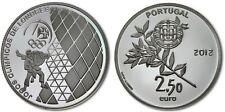 2,5 EURO PORTUGAL 2012 UNC - JEUX OLYMPIQUES D'ETE A LONDRES