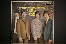 SMALL FACES UK LP FROM THE BEGINNING 1967 FIRST MONO PRESSING 1967 LK4879 RARE