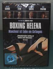 DVD J. C. Lynch - Boxing Helena - Julian Sands - 2018
