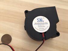 1 Piece 60mm 24v fan Brushless Exhaust Centrifugal Blower 6028 Gdstime C36