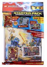 Lego Ninjago Starterpack Sammelordner für Serie 1 von 2016