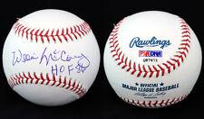 Willie McCovey SIGNED ROMLB Baseball + HOF 86 Giants PSA/DNA AUTOGRAPHED
