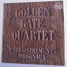 """33 tours GOLDEN GATE QUARTET Disk LP 12"""" LENNON CARTNEY WILSON - MFP 5.488"""