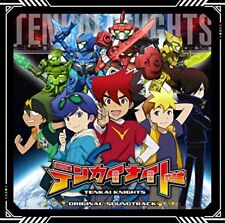 [CD] Tenkai Nights Original Sound Track NEW from Japan