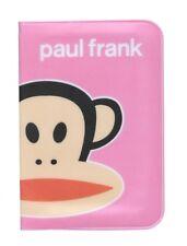 PAUL FRANK CARD CASE PINK  Fancy Wallet 12 Papers 70mm X160 mm 1 EA