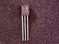 2SC930 - Sanyo Transistor (TO-92)