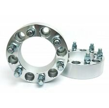 4 Pcs Wheel Spacers 6X139.7 To 6X139.7 ( 6X5.5 ) | 108 CB | 12X1.5 | 50MM 2 Inch