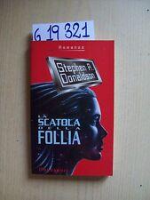 STEPHEN R. DONALDSON - LA SCATOLA DELLA FOLLIA - MONDADORI - 1995