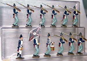 Mignot PRUSSIAN XIII Regiment, CBG Napoleonic