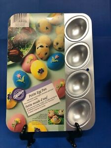 Wilton Easter Egg Muffin or Mold Pan In Original Packaging~Copyright ~1993
