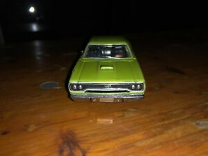 Classic 1970 PLYMOUTH GTX, Matchbox Models of Yesteryear, scale 1:43, YMC07