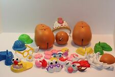 Potato Head set Mr Mrs Boy or Girl with Large accessories package