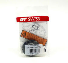 DT Swiss Center Lock to 6-Bolt Disc Adaptor: fits most QR and 12mm