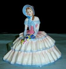 Antique Royal Doulton Pre Wwii Figurine Day Dreams Copr 1935 First Edition