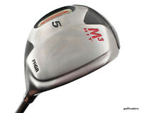 PRGR M3 HIT 5 WOOD GRAPHITE REGULAR FLEX +NEW GRIP #E1026