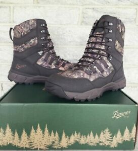 """Danner 8"""" Vital Waterproof 1200G Insulated Hunting Boots Size 13 EE 41555 $200"""