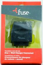 Fuse Fonegear Car Wall Charger Converter Adapter New 00519 Original Auto
