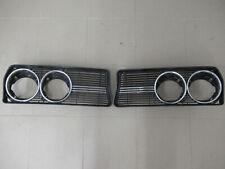 Original Alfa Romeo Alfetta 2.Serie Front Grille Left & Right 116085902700 New