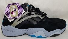 New Reebok Classics Men Size 10 Shoe Graphlite Pro Glow in Dark Black Grey Teal