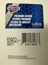Air Filter CarQuest 83902 same as WIX 49902 Ford F250 F350