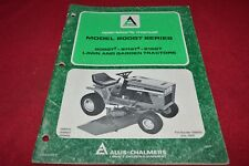 Allis Chalmers 808GT 811GT 816GT Lawn Tractor Operator's Manual YABE16