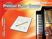 ALFRED PREMIER PIANO COURSE Theory Book Level 1A