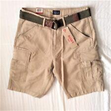 Levi's Men's New Fort Cargo Shorts 0003 Size 29 Beige Loose Fit LoWaist 23243